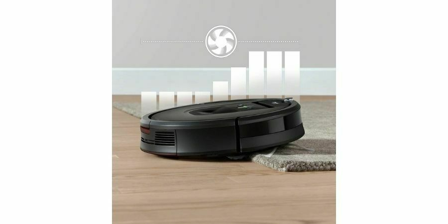 roomba 981 limpia alfombras