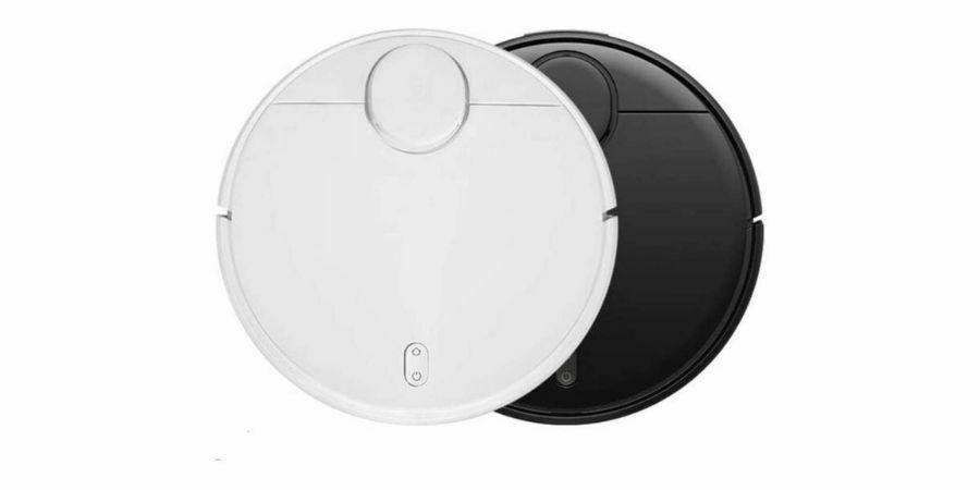 Xiaomi vacum mop blanco y negro