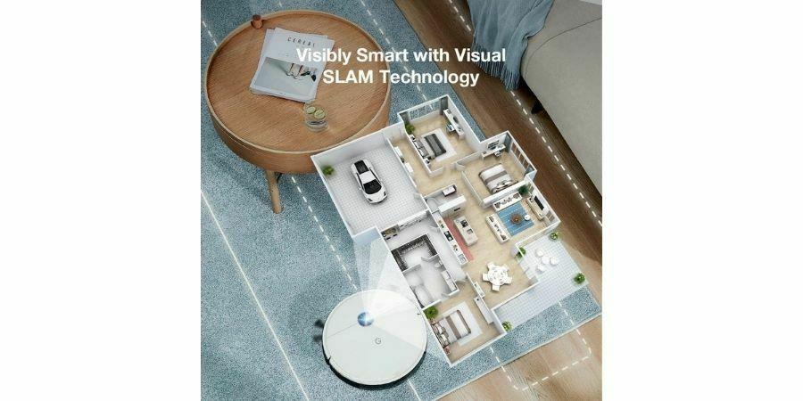 Yeedi 2 Hybrid limpieza mejorada visual slam