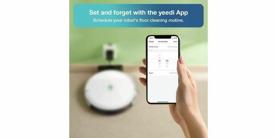 Yeedi K650 con aplicación propia y compatible con Google home y Alexa